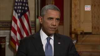 Obama: 'I Have Not Made a Decision' on Syria 8/28/13