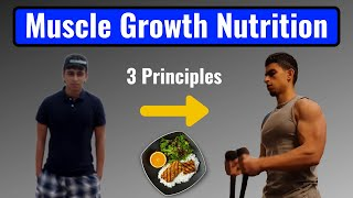 Muscle Growth Nutrition: 3 Tips For Faster Results