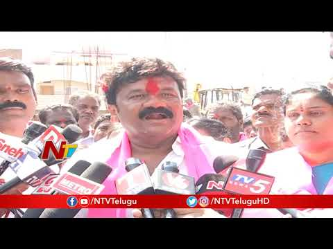 Telangana Polls 2018 : Talasani Srinivas Yadav Election Campaign at Boyagoda | NTV