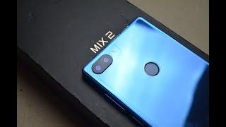 Oukitel Mix 2. BLUE. ПРОТИВ Oukitel K10, Leeco Cool 1 и Elephone S8. ПОЛНЫЙ ОБЗОР.