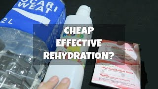 What are Oral Rehydration Salts or ORS?