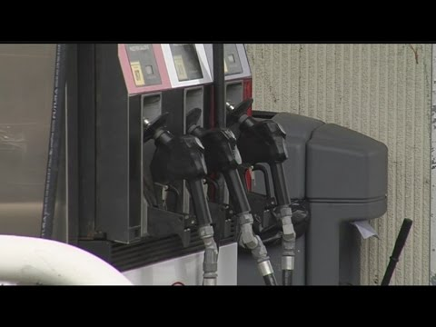 The price of gasoline on the rise