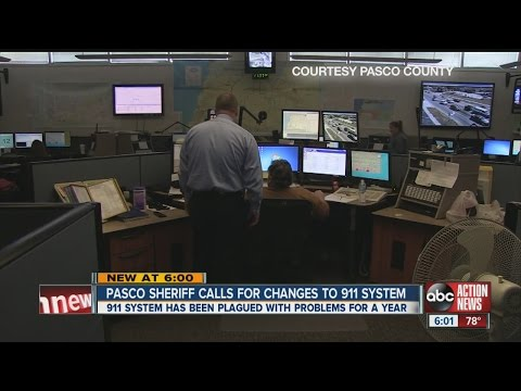 Pasco Sheriff Chris Nocco lays out case against county-run 911 system