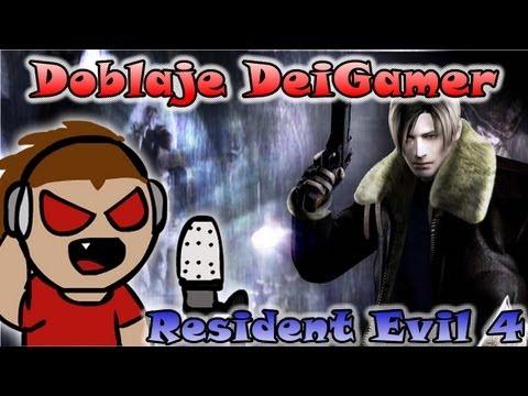 DOBLAJE DEIGAMER: RESIDENT EVIL 4