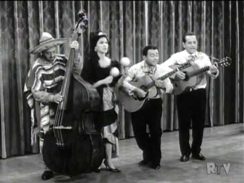 Mel Blanc with Jack Benny - Classic Sy sketch.avi