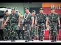 Pangkostrad Letjen TNI Andika Perkasa mengunjungi Markas Yonkav 1 Kostrad