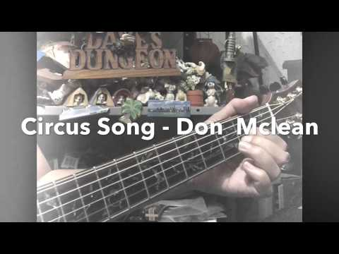 Don Mclean - Circus Song