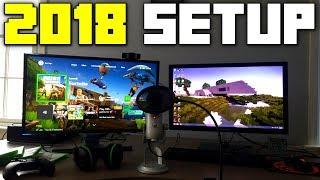 Dan Lags' 2018 Gaming Setup!
