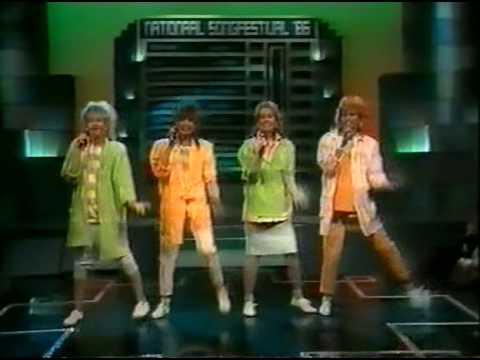NSF 1986: Frizzle Sizzle - Eenmaal Jong