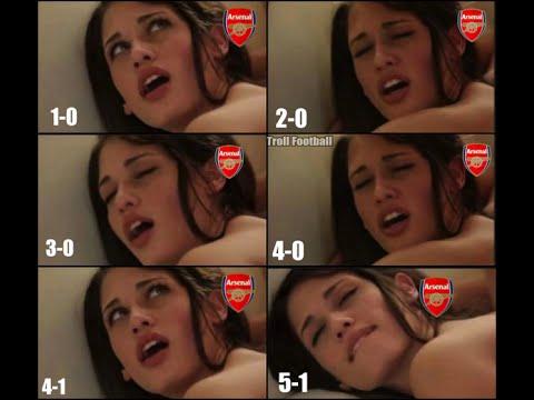 Bayern Munich vs Arsenal 5-1 Champions League 2015 Memes