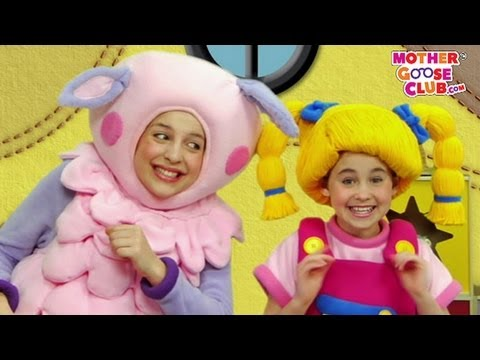 Baa Baa's Rhyme Time Bonanza - Full DVD Episode - Mother Goose Club