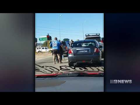 Road Rage | 9 News Perth
