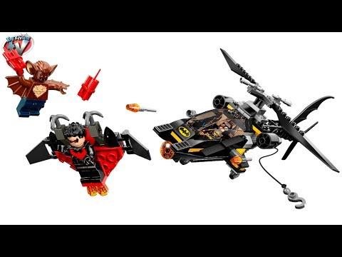 LEGO Batman: Man-Bat Attack 76011 Toy Review