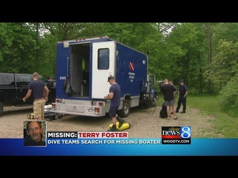 2nd day of searching for missing boater
