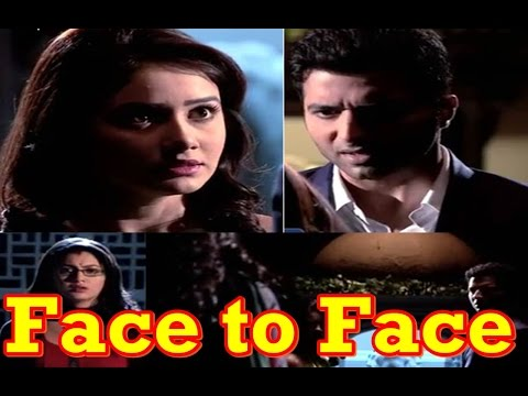 "Tanu and Nikhil Face Off in ""Kumkum Bhagya"""