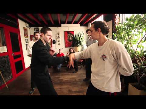 Un cours de Wing Chun Kung Fu avec Sifu Didier Beddar