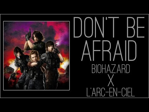 『RSS』Don't Be Afraid - BIOHAZARD X L'ARC-EN-CIEL + JP PSN Store
