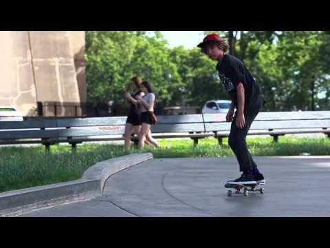 Jesten Vick at Astoria Skatepark