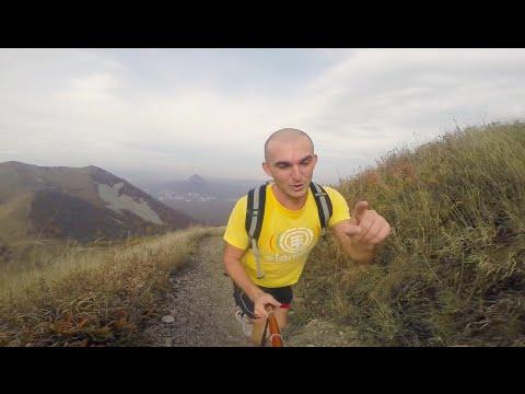 #5: Покорение горы Бештау (потрясающий вид в конце)