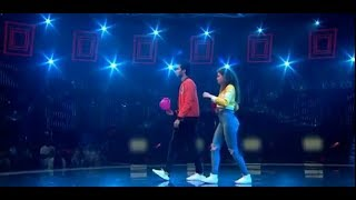 Raghav  and Dharmesh emotional dance with Dytto in Dance plus 3 By Live To Die LiveToDie