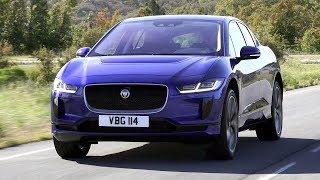 2019 Jaguar I-Pace | Caesium Blue