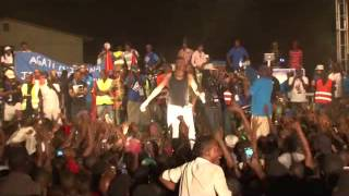 Jose chameleone - Performing In Burundi ( FINALE PRIMUSIC 2014)