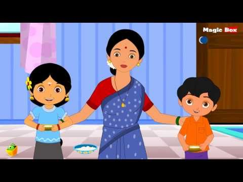 Papa Papa Levamma - Telugu Nursery Rhymes - Cartoon And Animated Rhymes For Kids video
