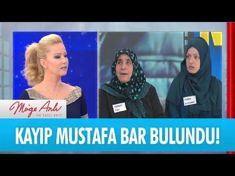 Kayıp Mustafa Bar bulundu! - Müge Anlı İle Tatlı Sert 4 Ocak 2018