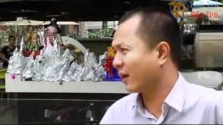 Hai kich - Gọi món ăn - Nhật Cường, Trần Bùm