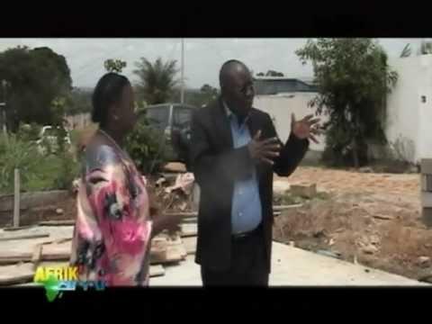 AFRIK'AMI 3- Avril 2012 ép.4 présenté par Denise BOUKANDOU-URO
