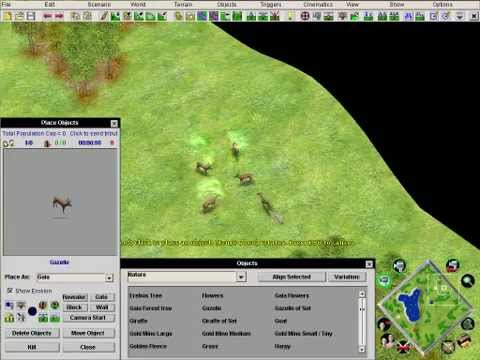 Age of Mythology - The Titans Exp - Editor 03
