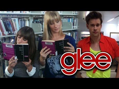 Lea Michele & Glee Cast Share First Season 6 Set Pics