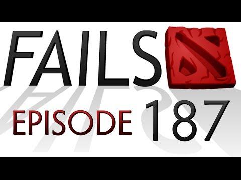 Dota 2 Fails of the Week - Ep. 187