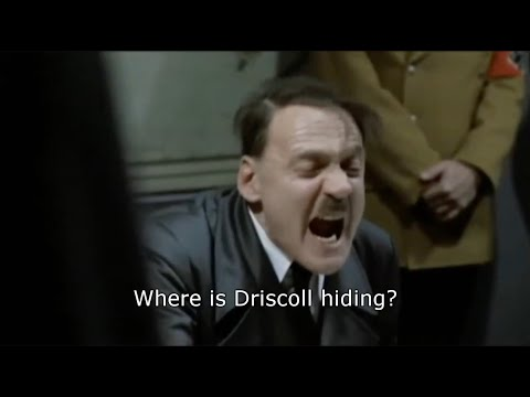 Hitler reacts to the decline of Mark Driscoll and Mars Hill Church