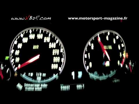 New Bmw M5 F10 2011 acceleration top speed 0 315 km/h 560 hp ( www.vb2r.com-gopro )