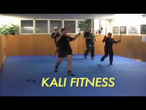 Kali Fitness: Dog Brothers Martial Arts Kali Fighter Fitness Image 1
