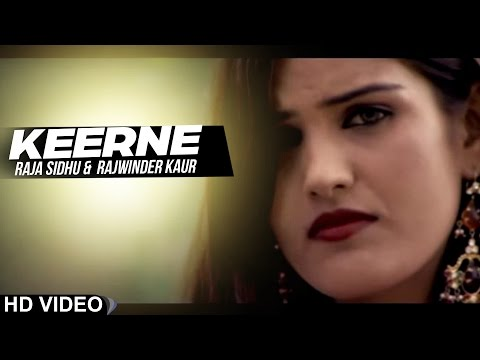 Keerne Raja Sidhu & Rajwinder Kaur  [ Official Video ] 2012 - Anand Music video