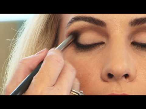 Eye Makeup Tutorial: How to Create a Sexy Evening Makeup Look