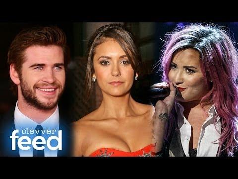 Liam Hemsworth & Nina Dobrev Dating? Demi Lovato Kicks Off Neon Lights Tour with Nick Jonas