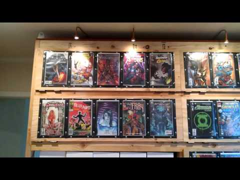 Comic book storage cabinets how to save money and do it for Comic book box shelves