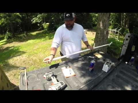 Kayak Stake Out Pole
