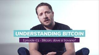 Bitcoin dove si trovano? Understanding Bitcoin Giacomo Zucco