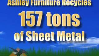 Ashley Furniture Recycle Story