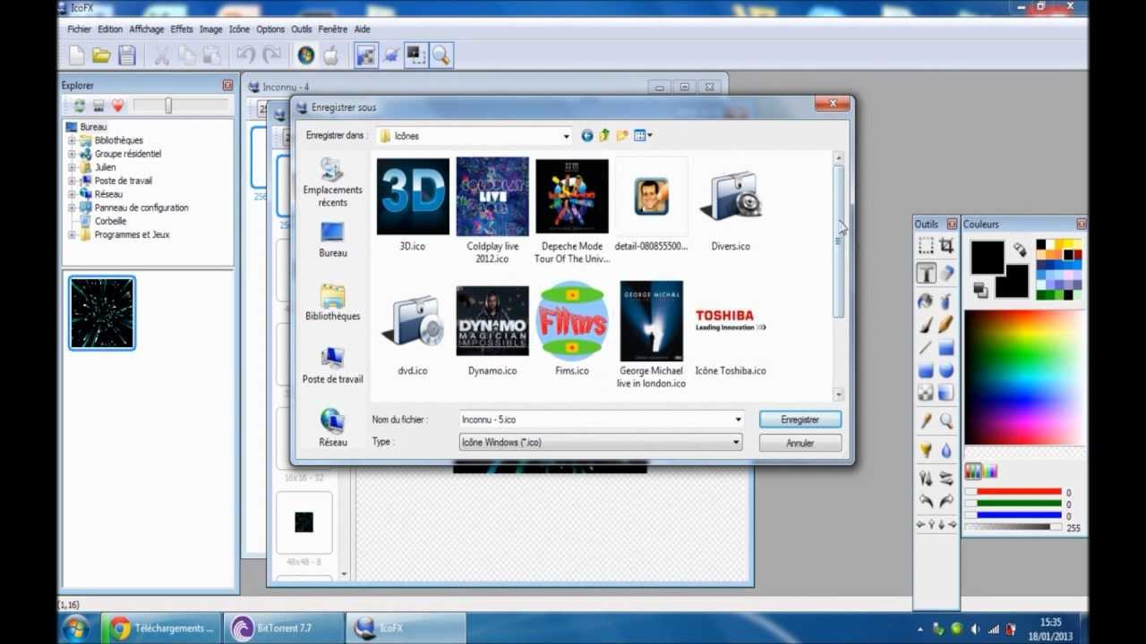 Tuto comment cr er ses propres ic nes sur windows et mac - Comment telecharger open office sur mac ...