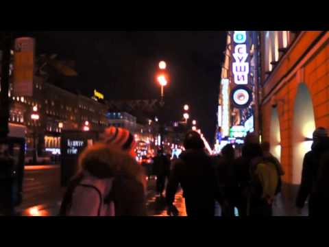 Saint Petersburg Winter Trip