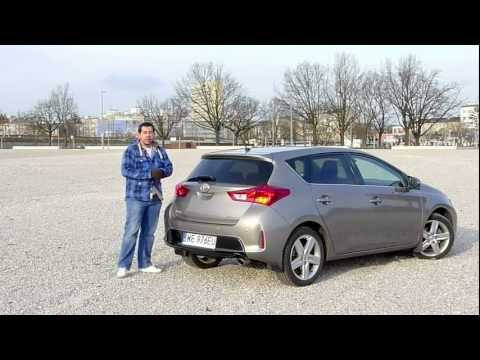(ENG) 2013 Toyota Auris / Corolla 1.6 CVT - Review and Test Drive
