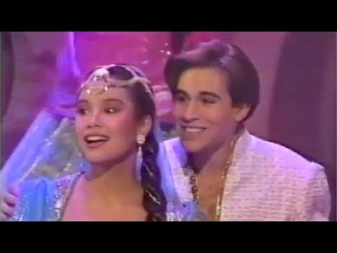 Lea Salonga and Brad Kane   A Whole New World  1993 Oscars