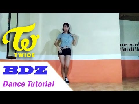 TWICE「BDZ」 Full Dance Tutorial | Rosa Leonero