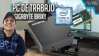 Cotizando tu PC de 11cm, i5 de 8va GEN!! S/.3000 BRIX PC y periféricos