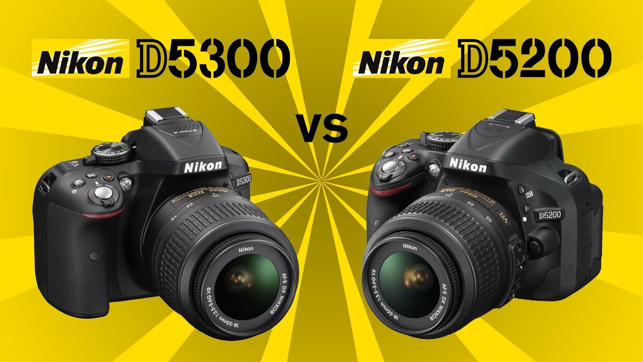 how to set the iso on a nikon d5300